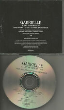 GABRIELLE Out of Reach 2001 USA PROMO Radio DJ CD single BRIDGET JONE'S DIARY