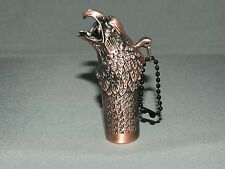 Bronze Eagle Hawk Head Jet Torch Lighter USA Stocked & Shipped