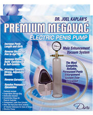 Dr. Joel Kaplan Electric Male Man Penis Enlargement Enhancer Pump System Medium
