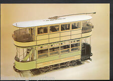Transport Postcard - Model of Electric Car For Erith Council Tramways MB2453