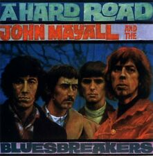 JOHN MAYALL - A Hard Road (1967)  [ CD ]  feat. Peter Green