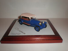 1/43 Ilario 1926 Bugatti Type 38 Tourer  Lavocat & Marsault closed
