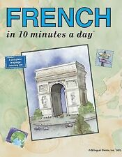 French in 10 minutes a day (Sixth Edition), Kristine Kershul, 0944502164, Book,