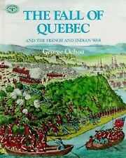 The Fall of Quebec and the French and Indian War (Turning Points in Am-ExLibrary