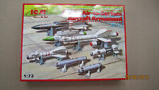 Soviet air-to-surface aircraft armament,    1/72 by ICM # 72213