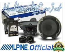 Alpine SPG-17CS Altoparlanti Kit 2 Vie 16,5 cm 165 mm 280Watts Casse