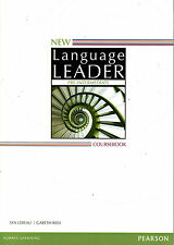 Pearson NEW LANGUAGE LEADER Pre-Intermediate Coursebook / Student's Book @NEW@