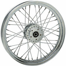 "40 SPOKE 19"" FRONT WHEEL 19 X 2.5 HARLEY DYNA FXD SUPER GLIDE FXDL LOW RIDER"