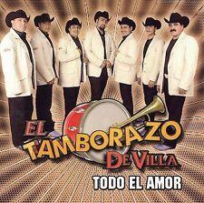 Tamborazo De Villa - Todo El Amor (2005) - Used - Compact Disc