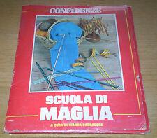 CONFIDENZE SCUOLA DI MAGLIA PASSADORE Raccolta completa a partire dal 1973