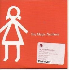 (AR694) The Magic Numbers, Forever Lost - DJ CD