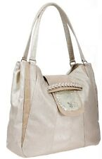Playboy SEQUIN riesiger Shopper gold-creme  NEU