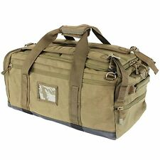 Condor 111094 Tan Centurion Medium Duffel Military Police Storage MOLLE Bag Pack