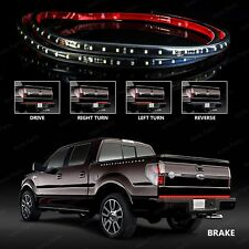 "60"" Inch 5-Function Universal LED Tailgate Light Bar Strip Chevy Silverado 1500"