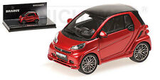 Minichamps 1/43 SMART BRABUS ULTIMATE 120 (SMART) - RED 437-032701   Resin