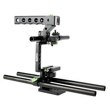 Lanparte BMPCC-01 Baseplate Cage Handle Rig for Black Magic Pocket Cinema Camera