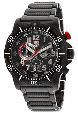 Luminox 8362.RP Men's Chronograph Black Dial Black Ion Plated Stainless Steel