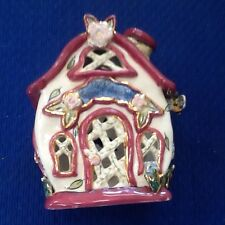 Blue Sky Clayworks Heather Goldminc Mom's Garden House Candle House