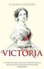 Victoria by Elizabeth Longford (Paperback, 2011)