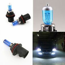 2 x 9004 HID XENON HALOGEN LIGHT BULBS LOW/HIGH - 5900K