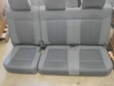 2012 FORD F150 4 DOOR NEW TAKE OFF REAR SEAT GRAY CLOTH
