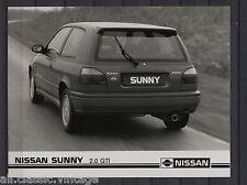 PRESS - FOTO/PHOTO/PICTURE - Nissan Sunny 2.0 GTI