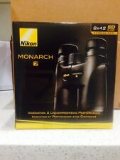 Nikon Monarch 7 Binoculars 8x42mm Black - Waterproof/Fogproof - 7548