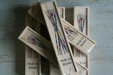 Wooden Pick up Sticks - Xmas Stocking Filler - Family Game Christmas Present