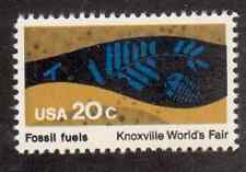 Scott # 2009...20 Cent.... Fossil Fuels...  25 Stamps... MNH