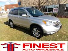 Honda: CR-V EX-L 4WD NAVIGATION LEATHER REAR CAMERA SUNROOF