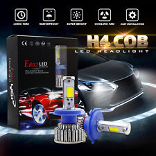 H4 Bi-Xenon Hi/Lo 120W 20000LM LED CREE Headlight Conversion Kit Lamp Light Bulb