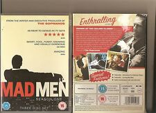 MAD MEN COMPLETE SERIES 1 DVD