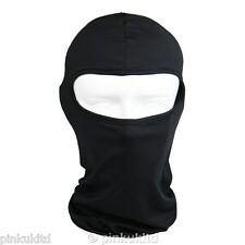 New Black Ultra thin Balaclava Ski Moto Bike Face Mask Outdoor Sports Swat SAS