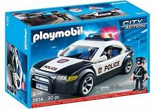 POLICE CAR vehicle city action patrol cruiser playmobil 5614 NEW playmobile