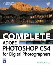 Complete Adobe Photoshop CS4 for Digital Photographers