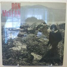 SEALED 1972 DON McLEAN self titled LP Folk Rock UA Records MINT NEW