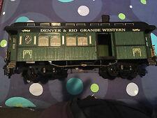 R-E-A Denver & Rio Grande Western PASSENGER COACH CAR REA 30054 Combine