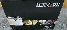 LEXMARK ORIGINALI extra alta capacità cartuccia nero X644X11E X644 X646