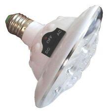 LAMPADA A 22 LED CON TELECOMANDO PORTATILE RICARICABILE AC DC
