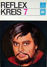 Reflex Kreis 7 Zeitschrift / german magazine 41 Seiten - (1164)