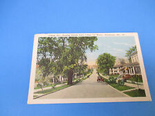 Florida State College For Woman Tallahassee, Fl Colorful Postcard Unused PC16