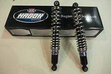 TRIUMPH  HAGON REAR SHOCKS 3TA 5TA T90 T100 MODELS OPEN SPRING