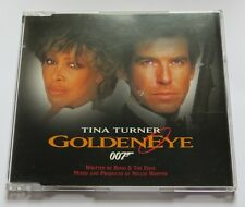 Tina Turner - Golden Eye - 4 trx MCD Maxi CD Single Bono / The Edge