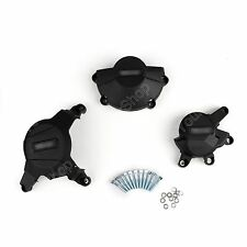 Racing Engine Cover Set Protector Guard For Honda CBR600RR CBR 600RR 2007-16 BS1