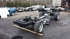 2000 Corvette C5 Rolling Drivetrain Chassis with LS1 Engine AUTO 78k