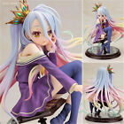 Anime NO GAME NO LIFE SHIRO 1/7 Scale Figure Figurine New in Box