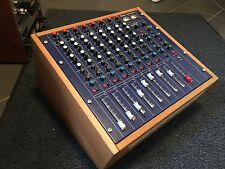 TL Audio M3 Tubetracker Vintage 8 Channel Tube Mixer incl. wood rack and DIGI IO