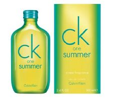 CK One Summer 2014 Edition by Calvin Klein Eau De Toilette Spray 3.4 oz Unisex
