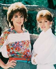 LINDA GRAY AS SUE ELLEN SHEPARD EWING , VICT 8x10 Photo
