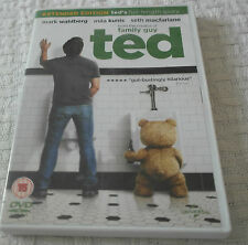 DVD Ted: Extended Edition [DVD] Mark Whalberg / Seth McFarlane